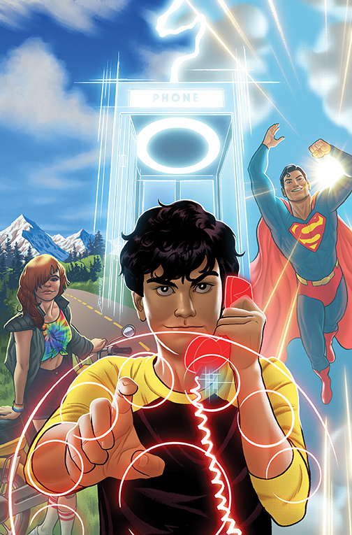 DIAL H FOR HERO #1