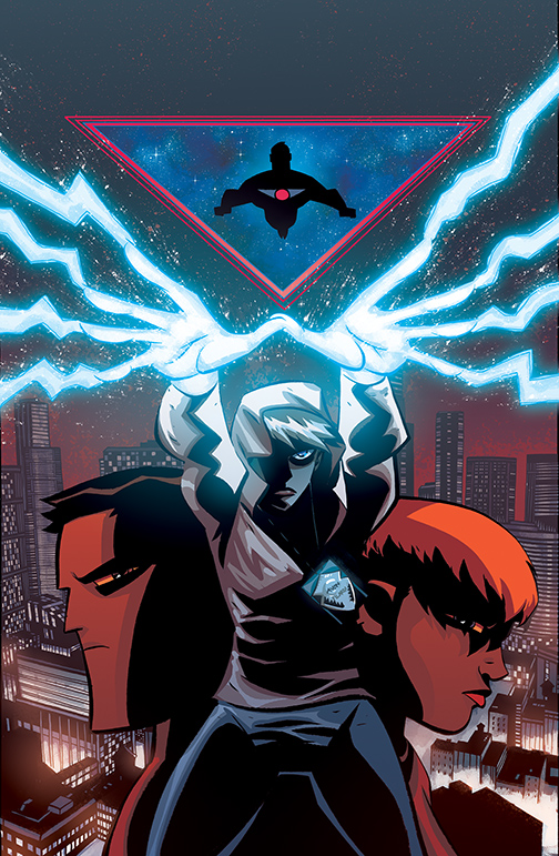 POWERS BOOK FOUR TP