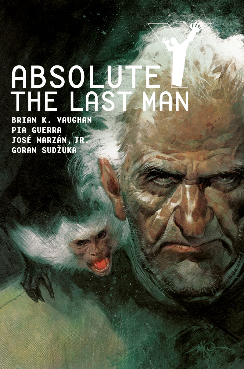 ABSOLUTE Y: THE LAST MAN VOL. 3 HC