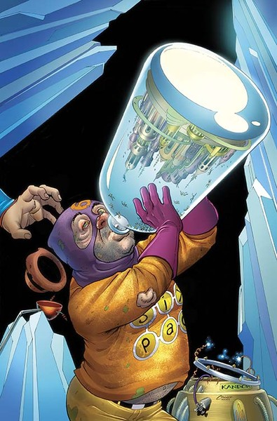 ALL-STAR SECTION EIGHT #6
