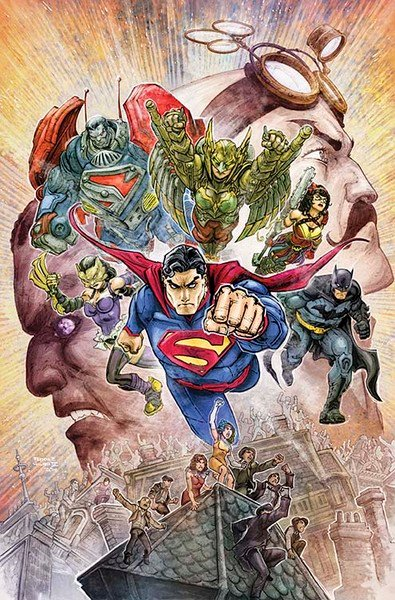 INFINITE CRISIS: FIGHT FOR THE MULTIVERSE VOL. 2 TP