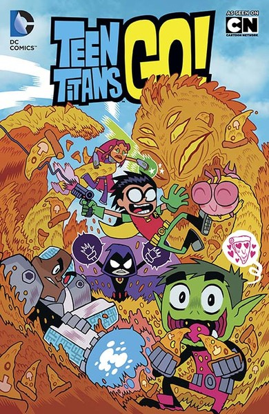 TEEN TITANS GO!: TRUTH, JUSTICE AND PIZZA TP