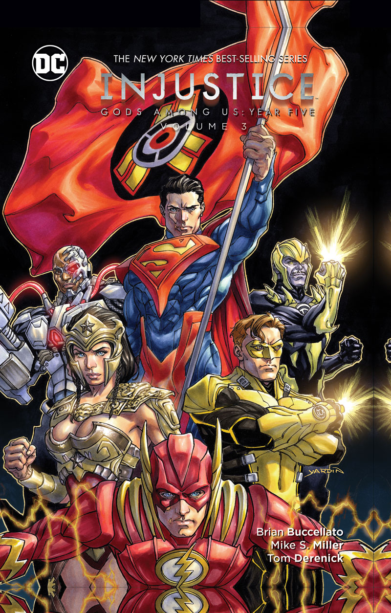 INJUSTICE: GODS AMONG US YEAR FIVE VOL. 3 TP