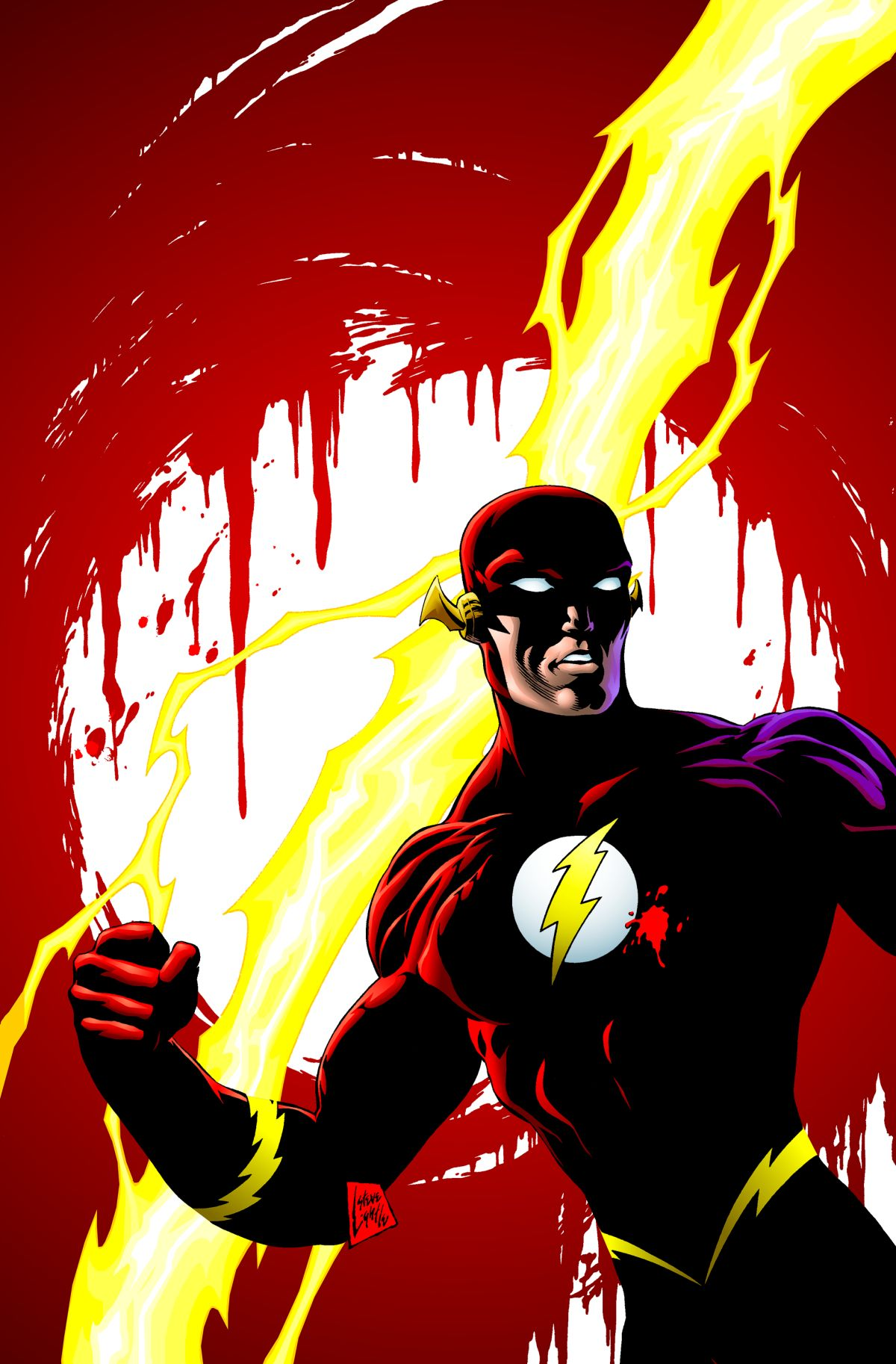 THE FLASH BY MARK WAID BOOK FIVE TP