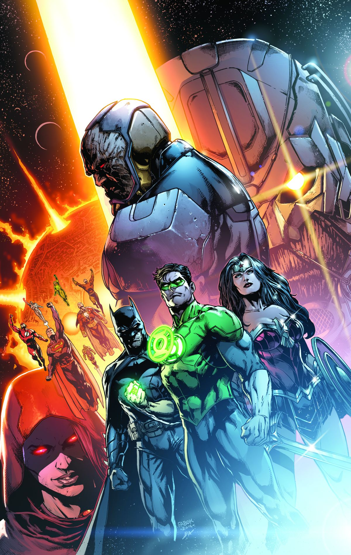 JUSTICE LEAGUE: THE DARKSEID WAR DC ESSENTIAL EDITION TP