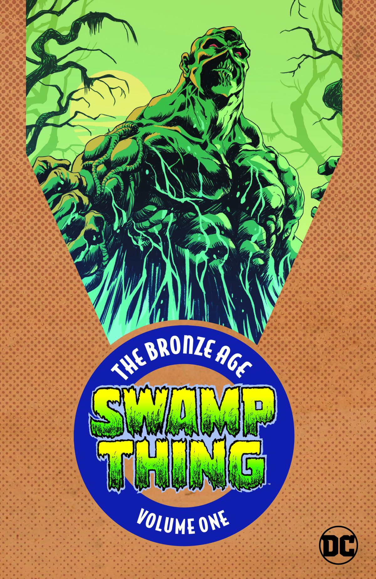 SWAMP THING: THE BRONZE AGE VOL. 1 TP