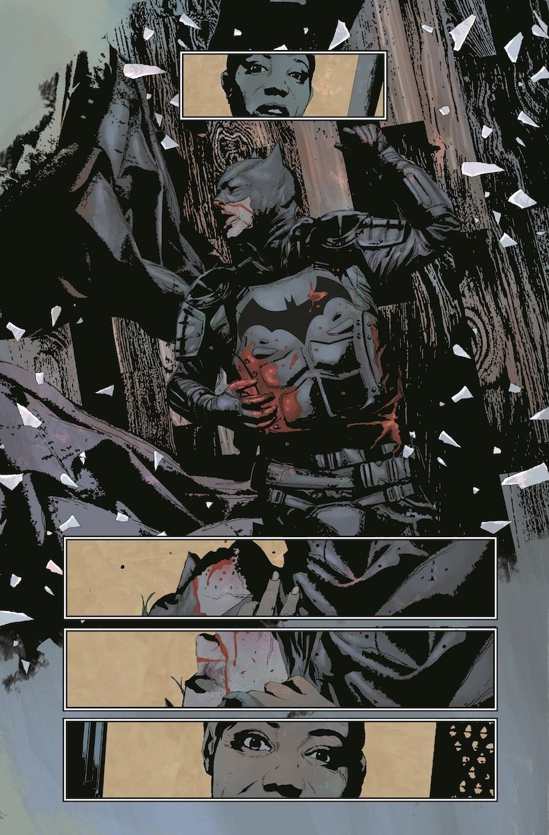 Batman: The Imposter #1 Page 2