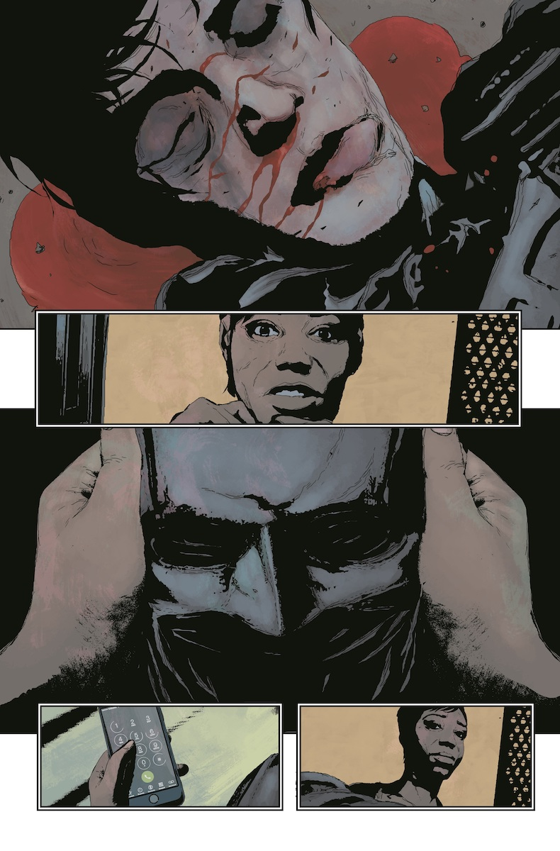 Batman: The Imposter #1 Page 3