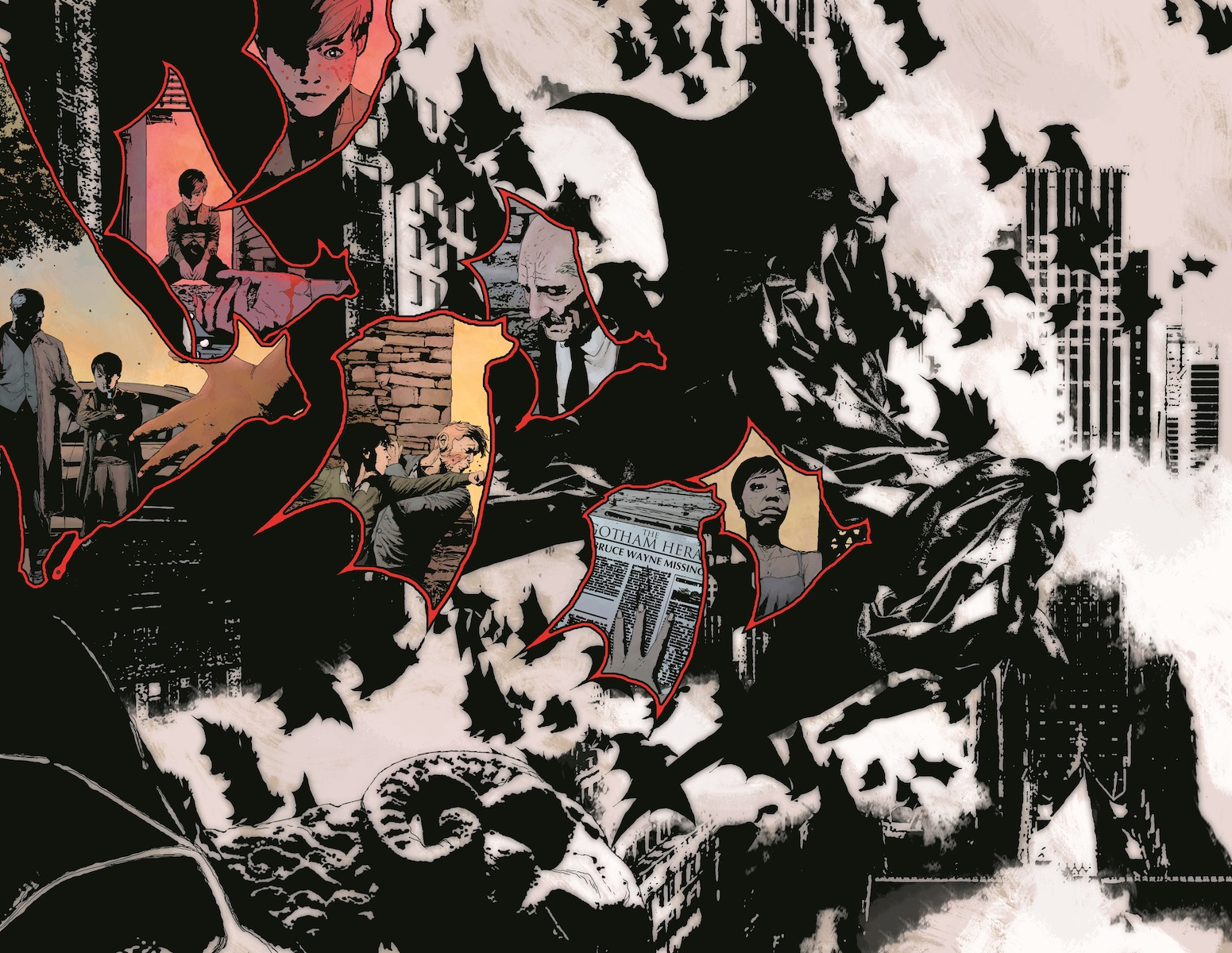 Batman: The Imposter #1 Page 4