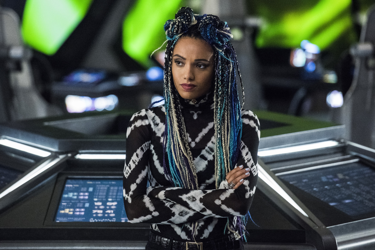 Maisie Richardson-Sellers as Charlie