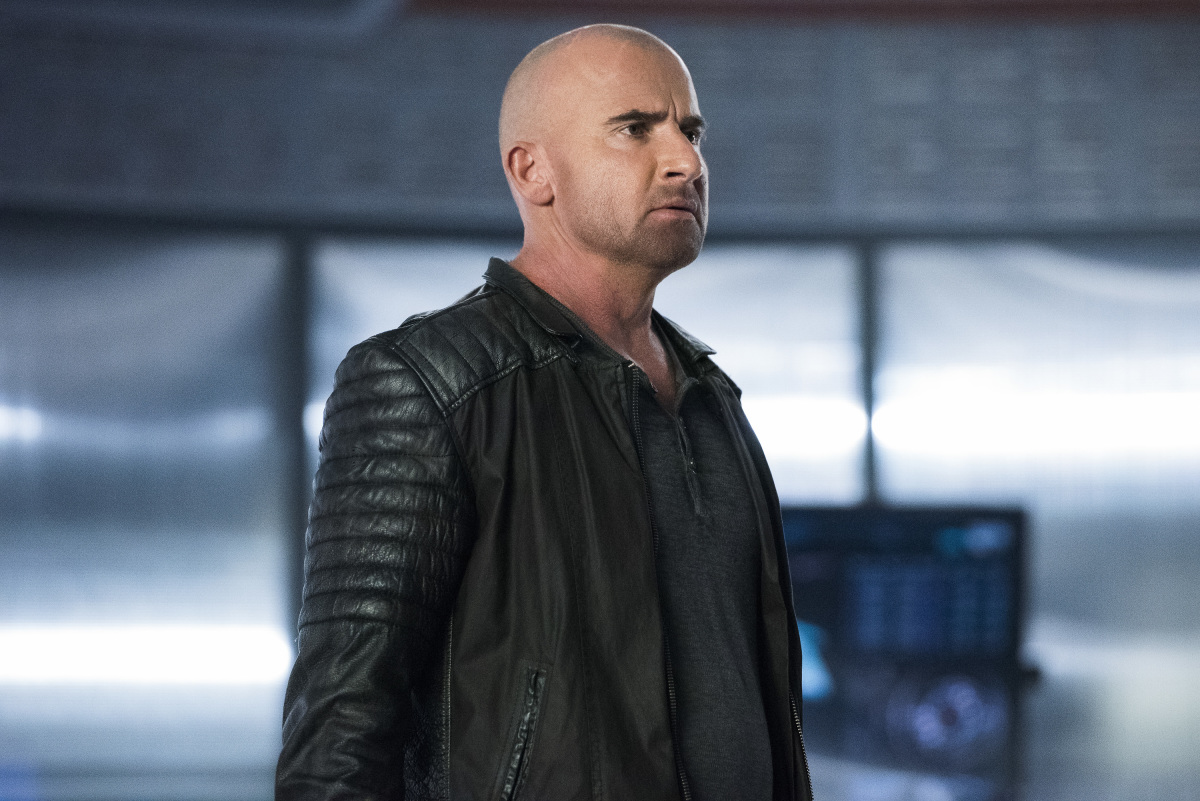 Dominic Purcell as Mick Rory/Heatwave