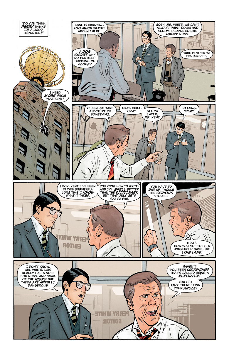 Superman '78 #1 Page 4 (Art by Wilfredo Torres)