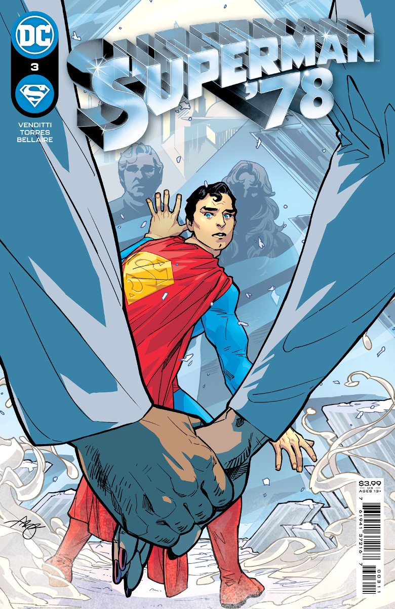 Superman '78 #3 Cover by Amy Reeder