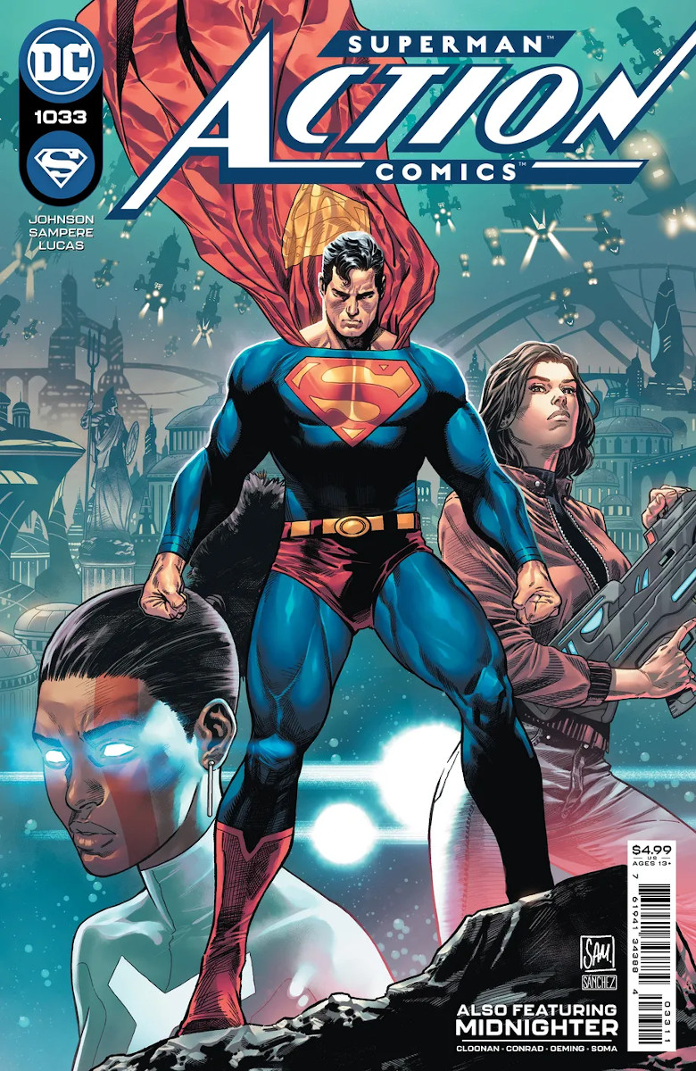 Action Comics #1033 Cover 1