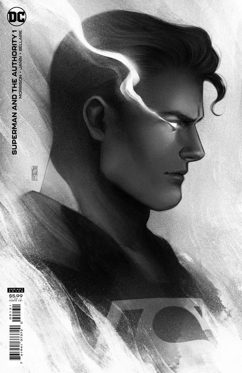Superman and The Authority #1 Cover 2