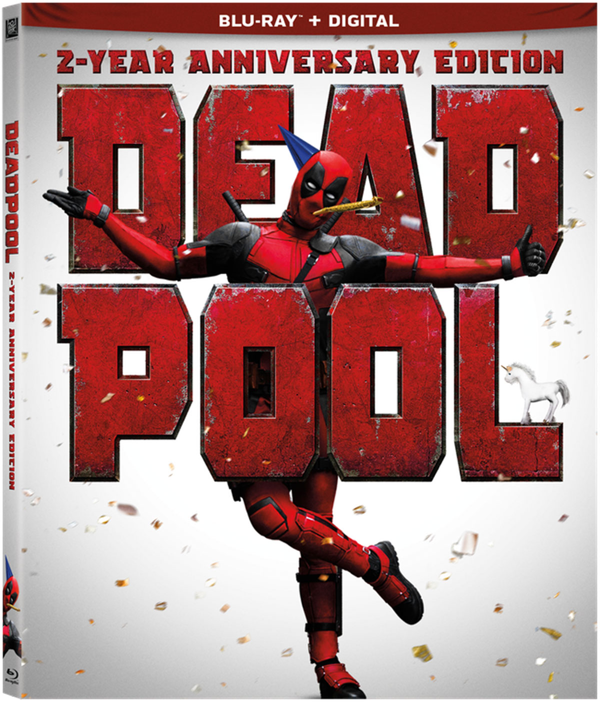Deadpool Two Year Anniversary Edition