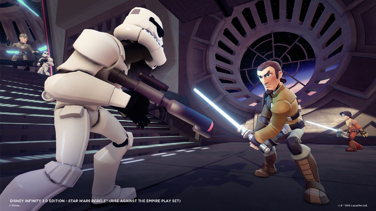 Star Wars Rebels (Rise Against the Empire Play Set)