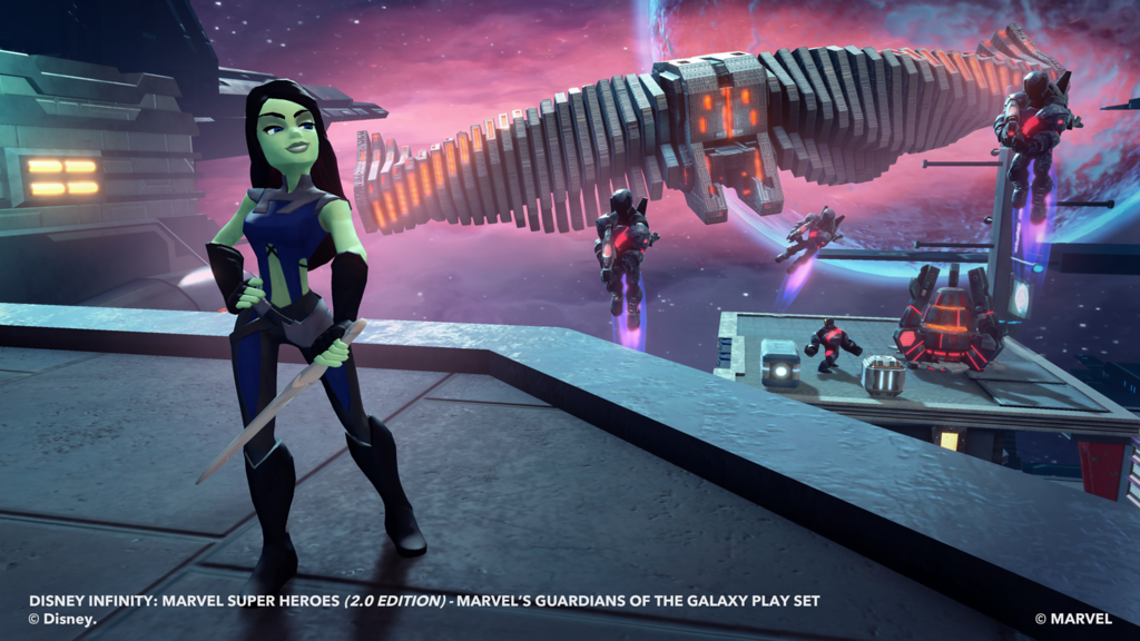 Executive Producer John Vignocchi Talks Disney Infinity Marvel