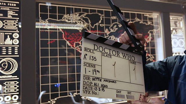 Doctor Who series 9