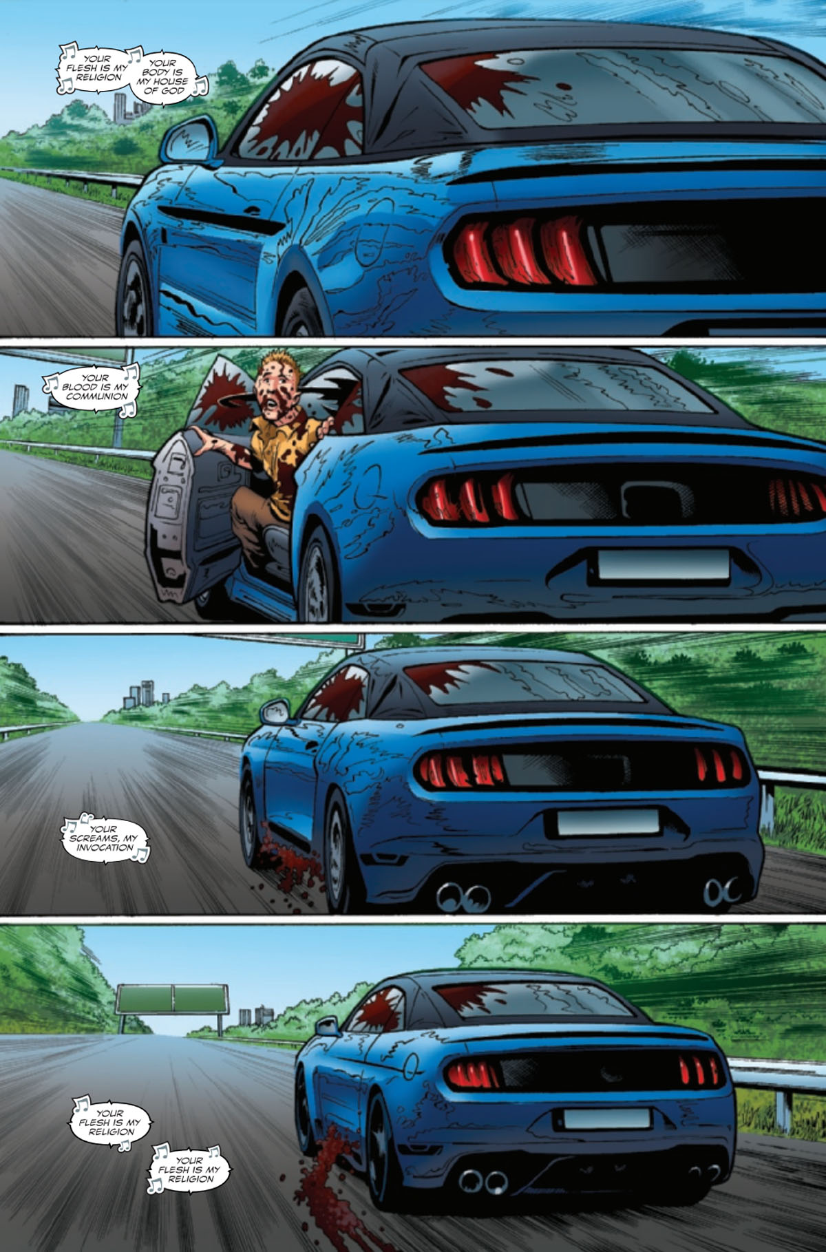 Extreme Carnage Alpha #1 page 4