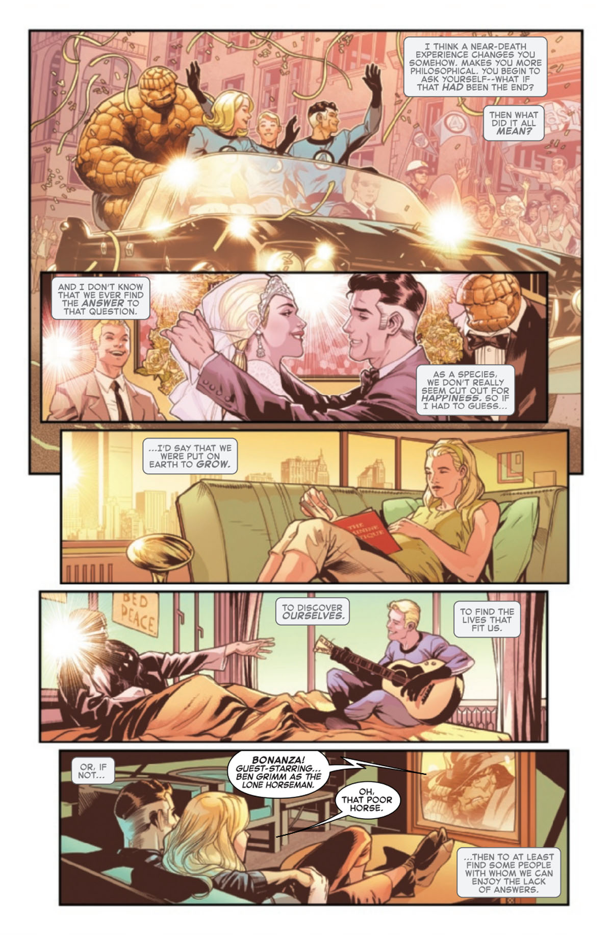Fantastic Four: Life Story #2 page 1