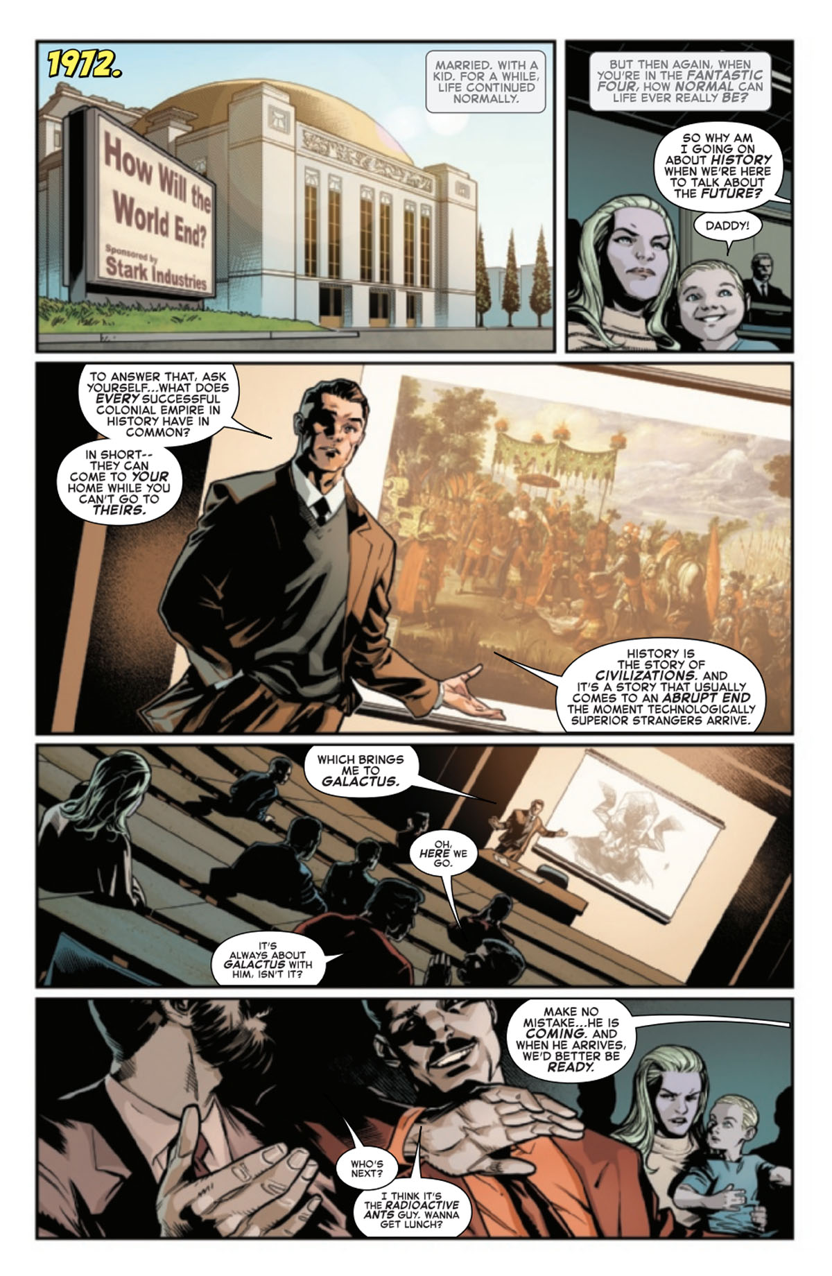 Fantastic Four: Life Story #2 page 2