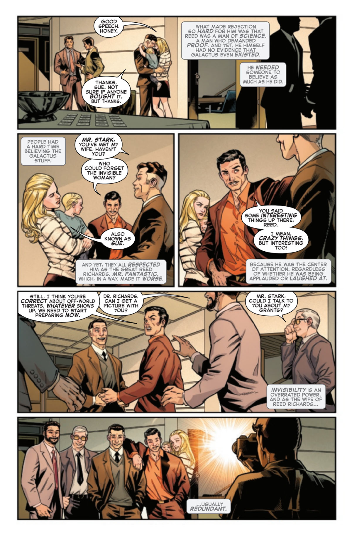 Fantastic Four: Life Story #2 page 3