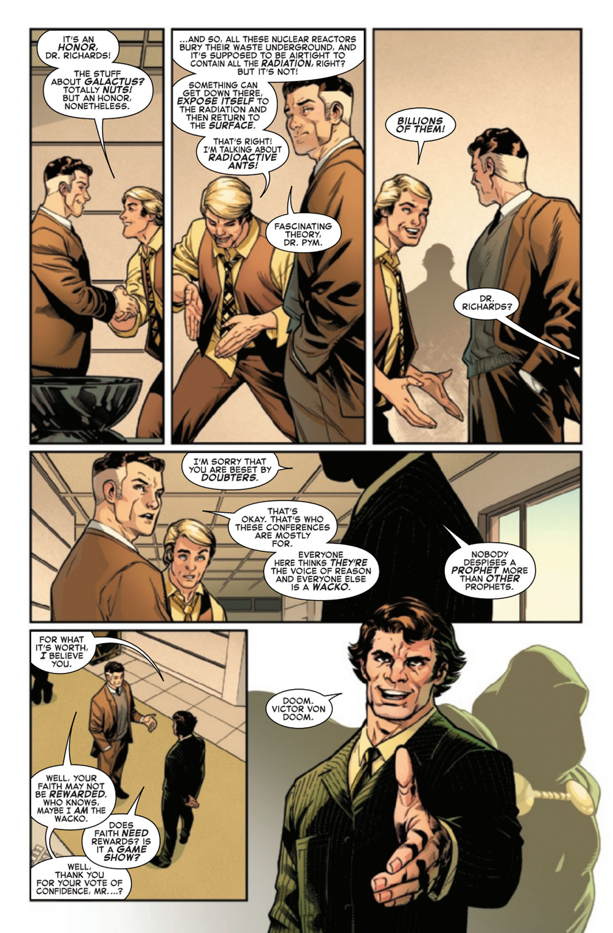 Fantastic Four: Life Story #2 page 4