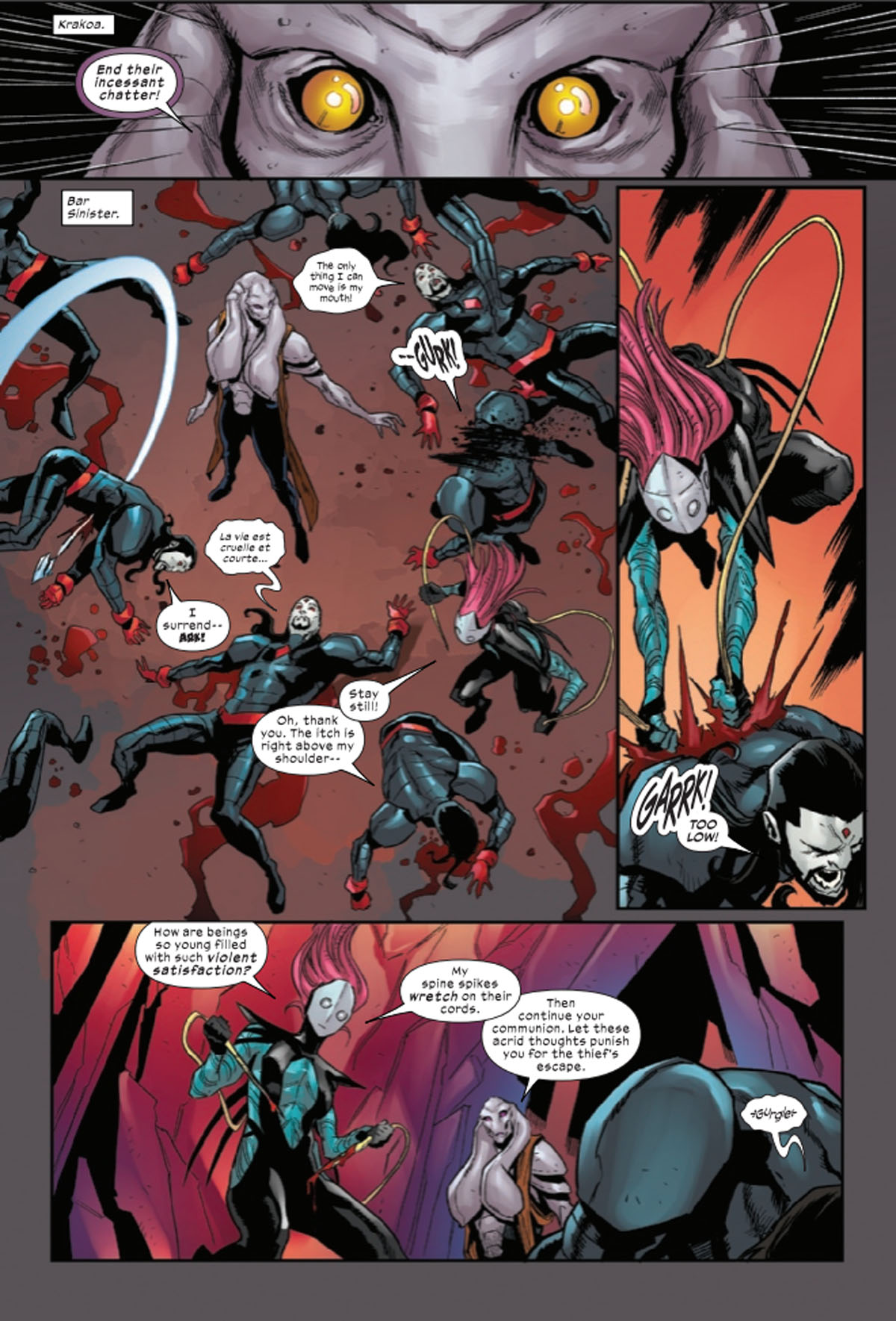 Hellions #15 page 1