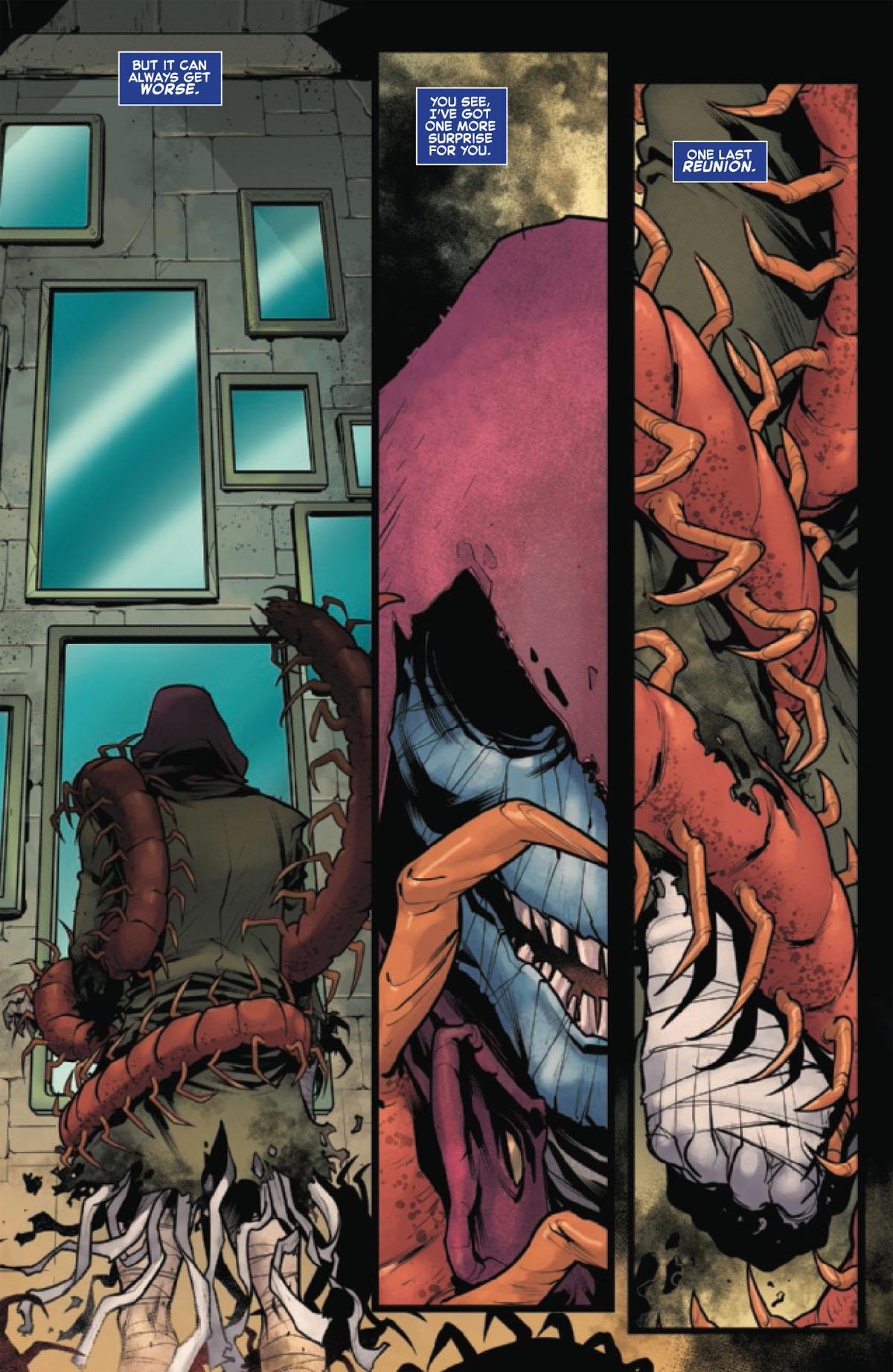 Sinister War #3 page 4