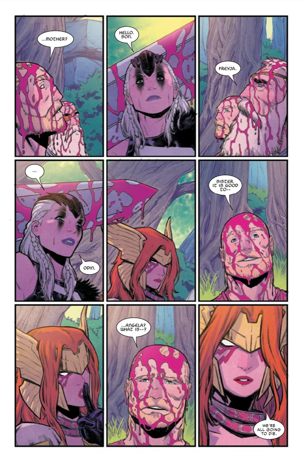 Thor #17 page 1