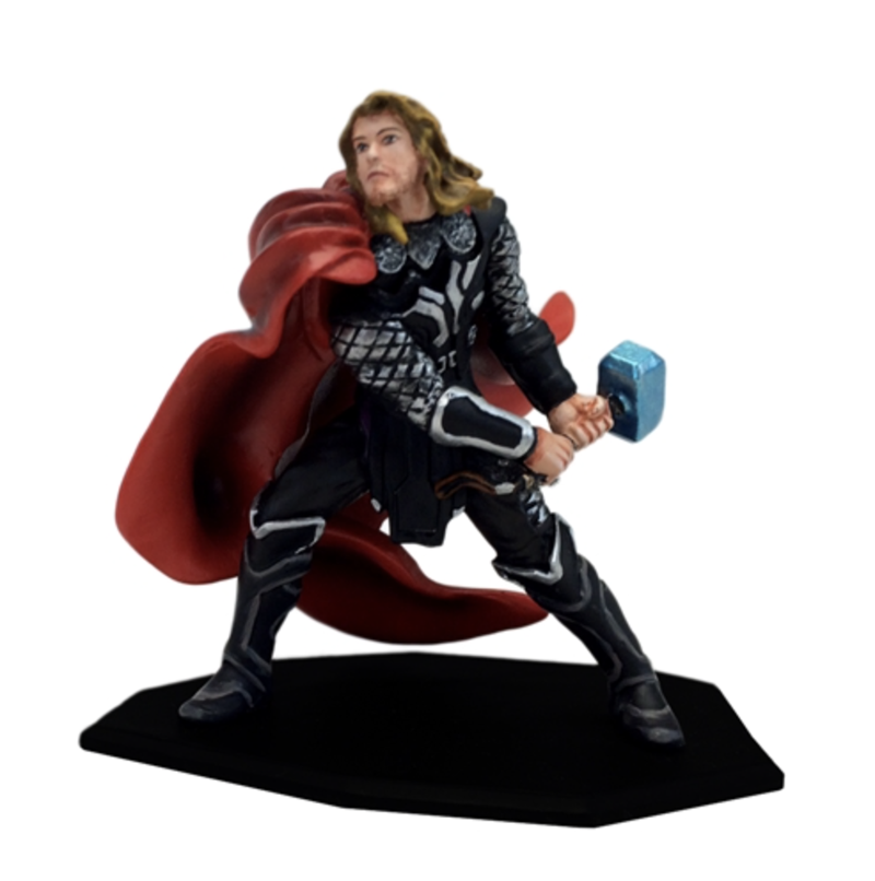 Avengers: Age Of Ultron Metal Miniatures