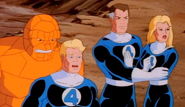 Fantastic fours invisible woman fantastic four toon
