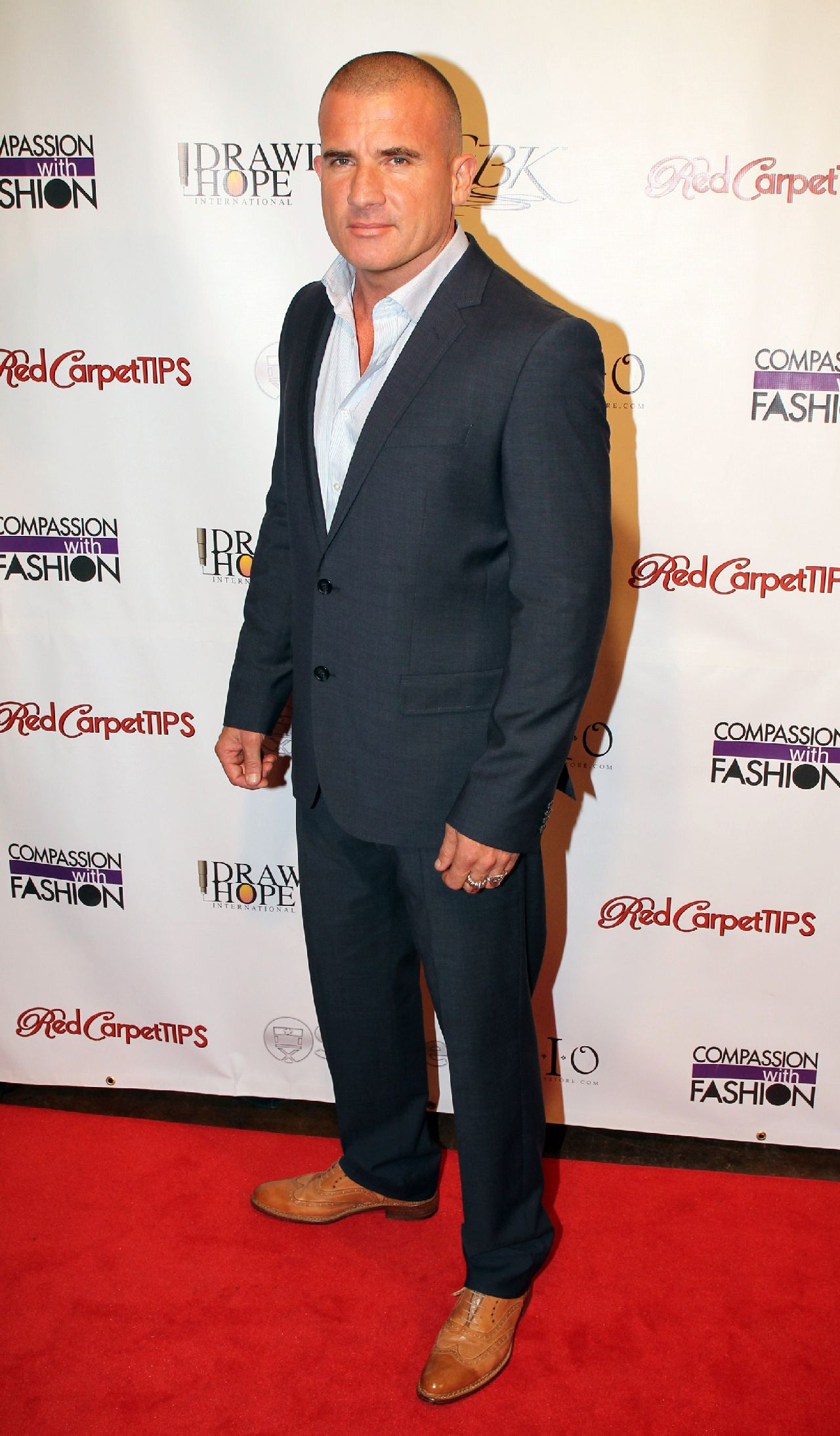 Dominic Purcell (45) - February 17, 1970
