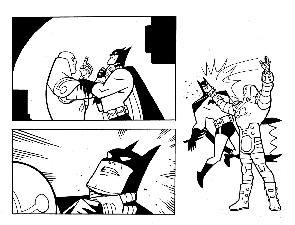 Batman vs. Lex Luthor