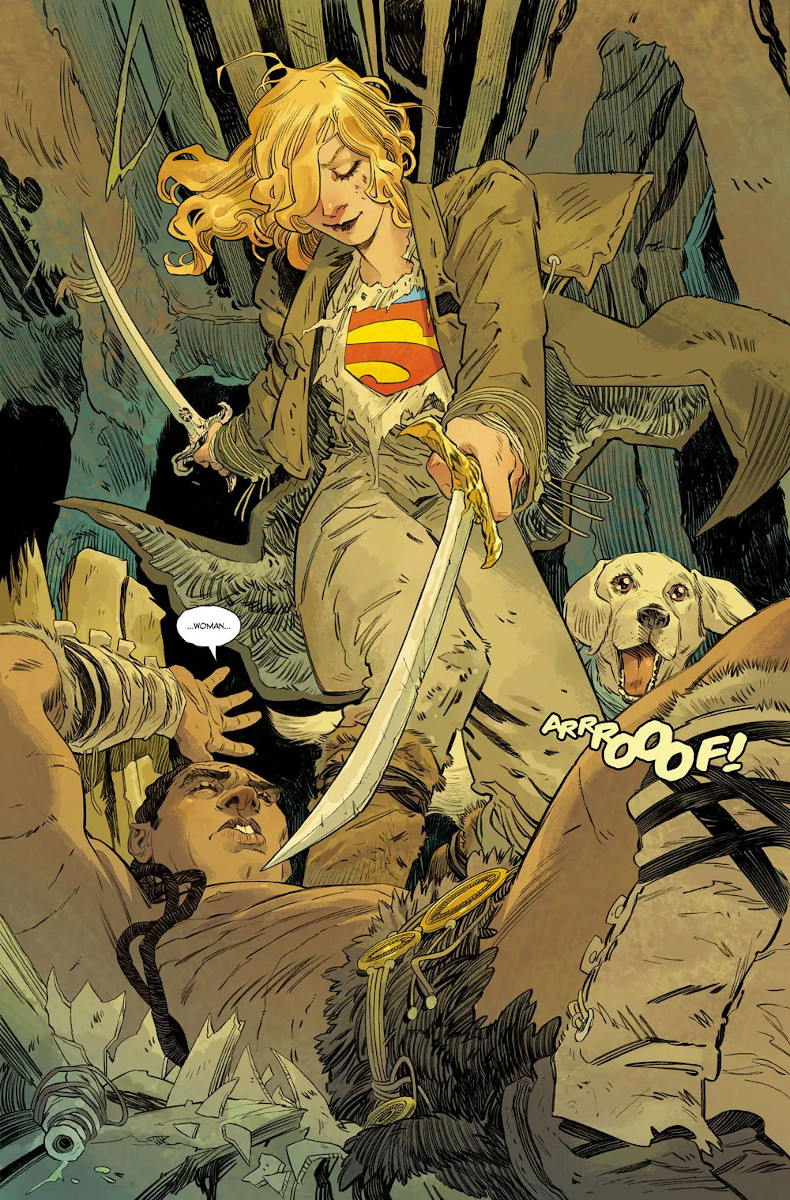 Supergirl: Woman of Tomorrow #1 Page 7