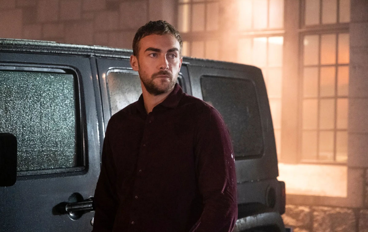 Tom Austen as Daimon Helstrom