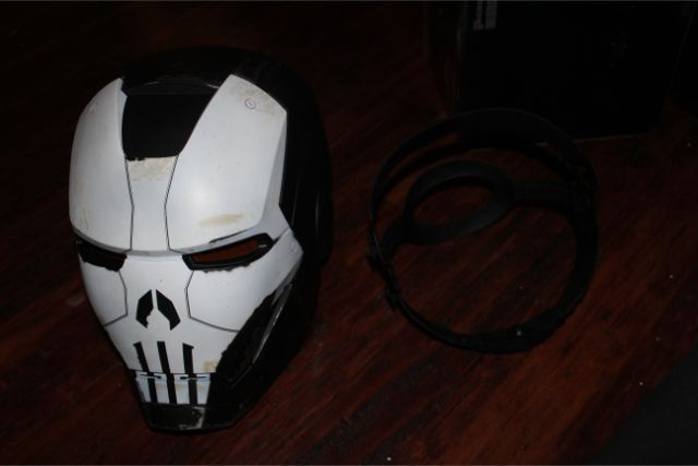 Mask front