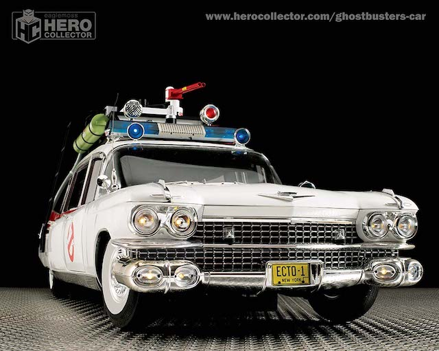 ECTO-1 Front View
