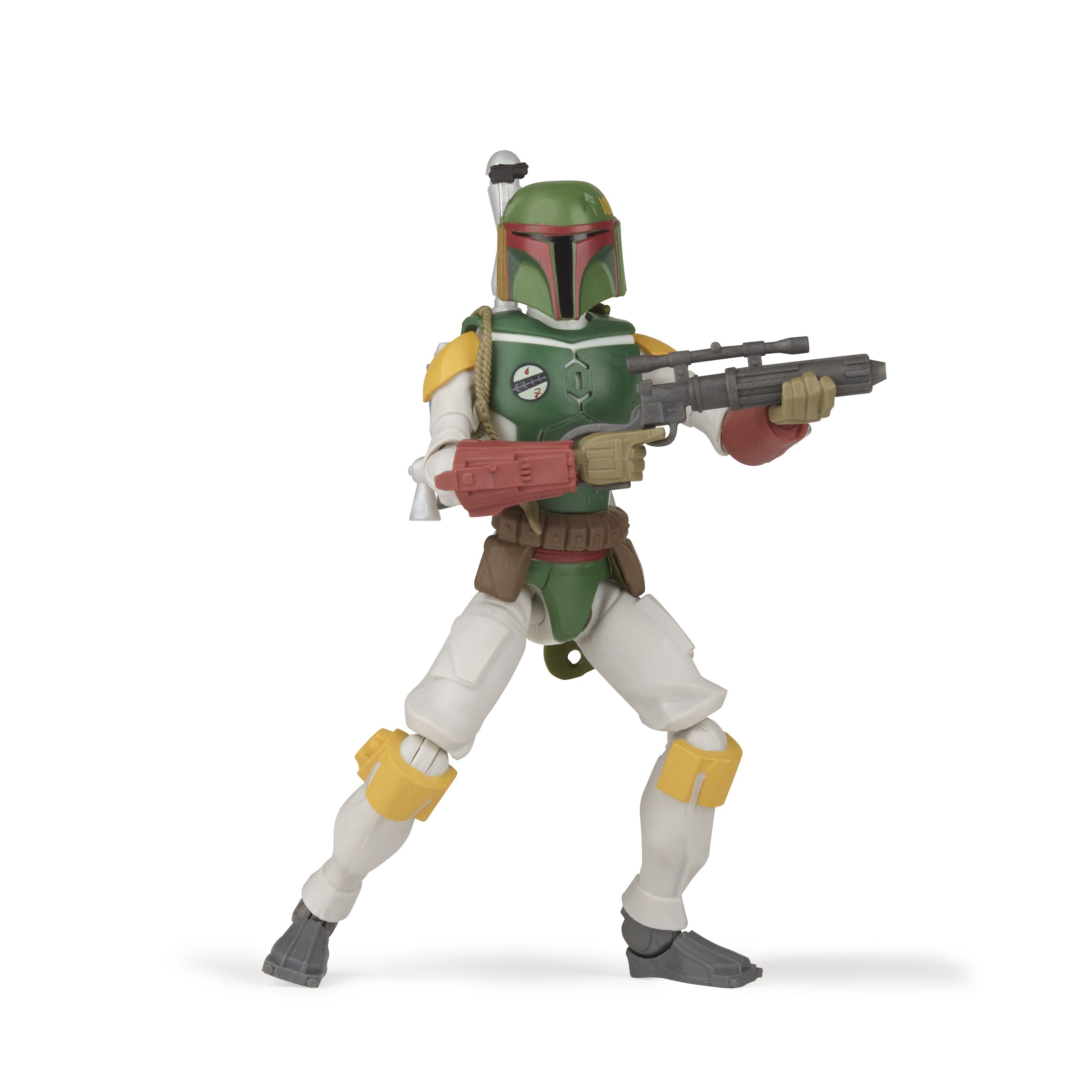 Galaxy of Adventures Boba Fett