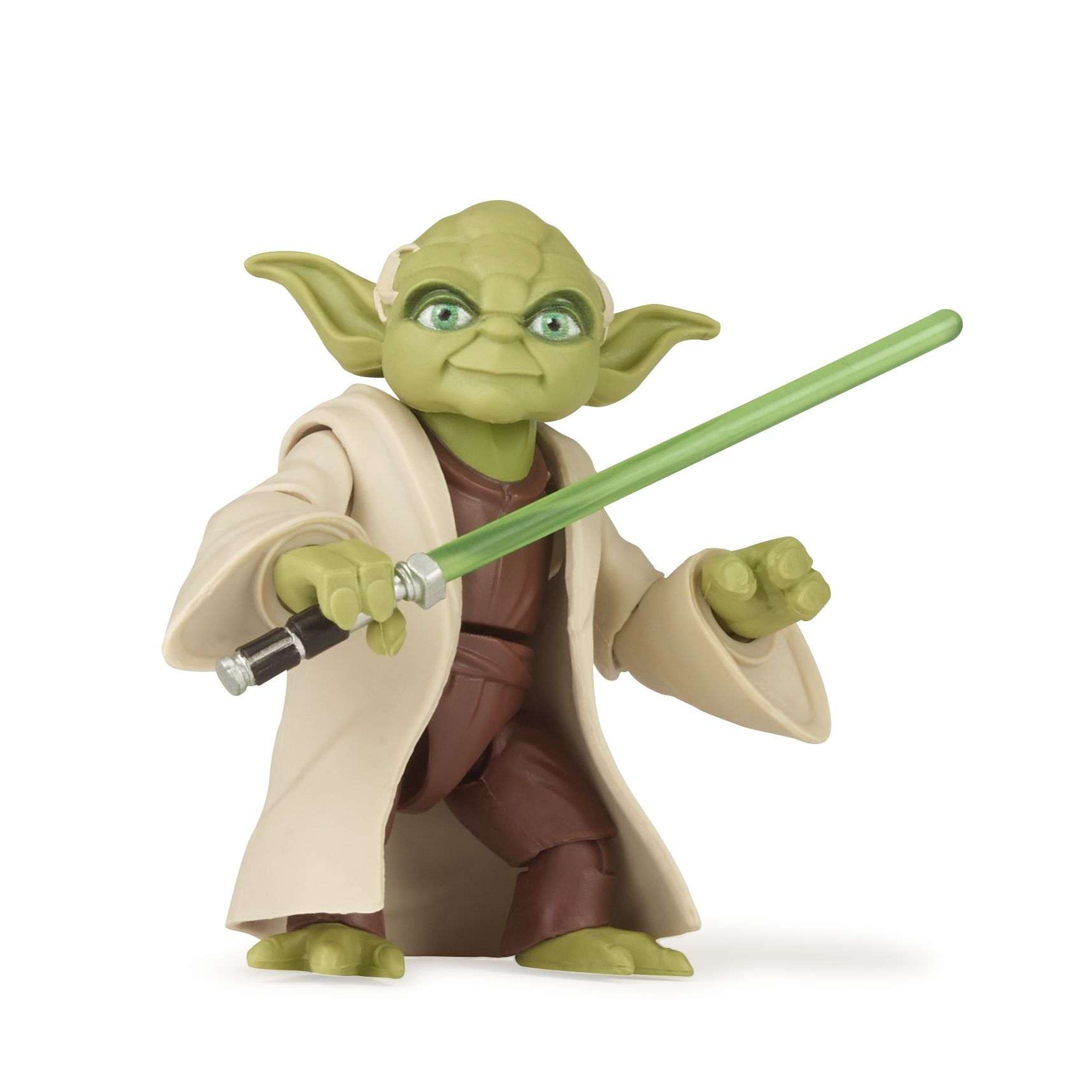 Galaxy of Adventures Yoda