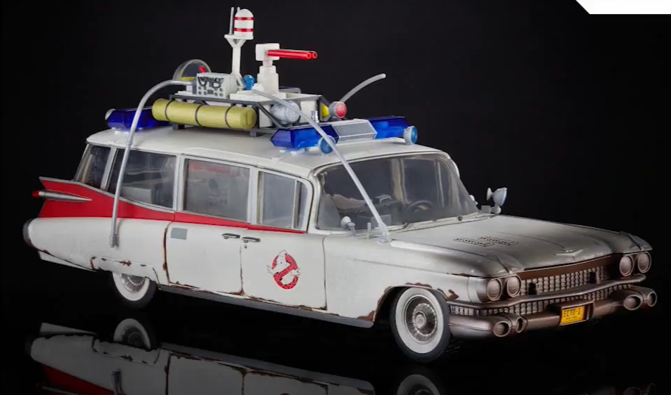 Ecto-1 out of box