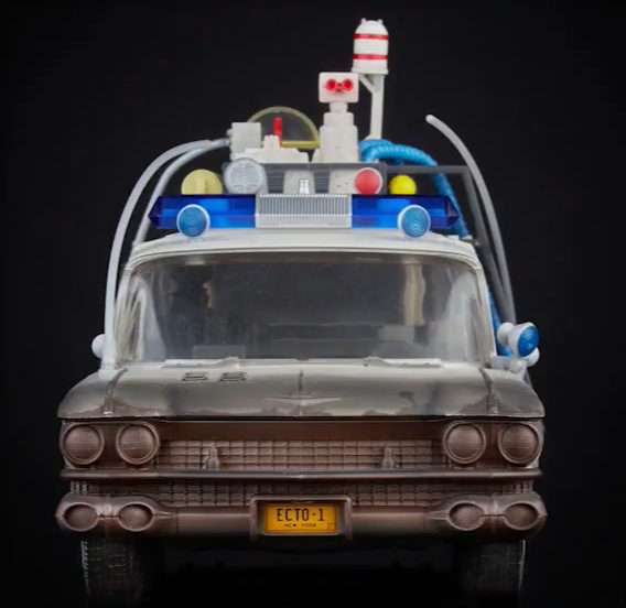 Ecto-1 front