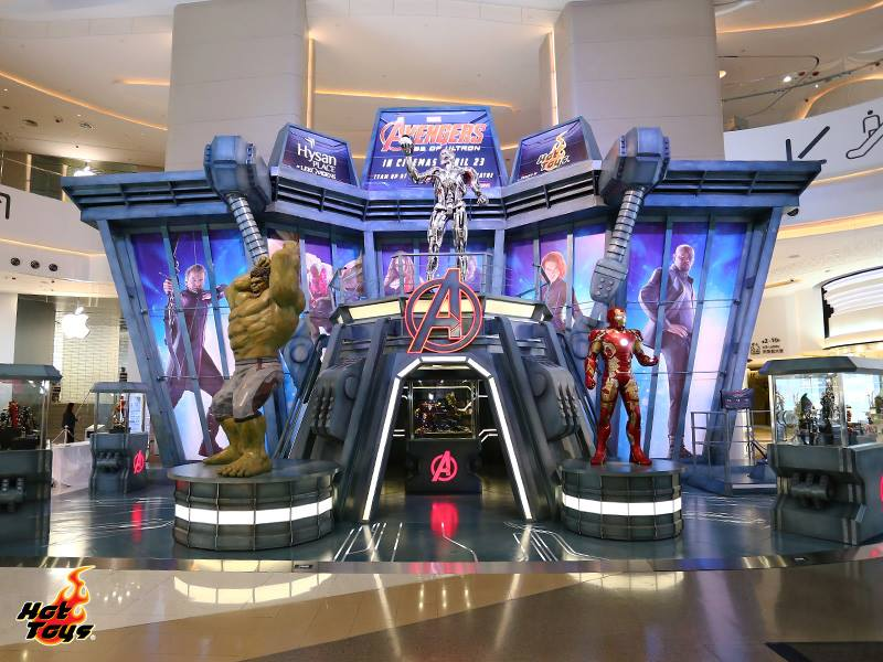 Hot Toys Avengers: Age of Ultron Exhibition
