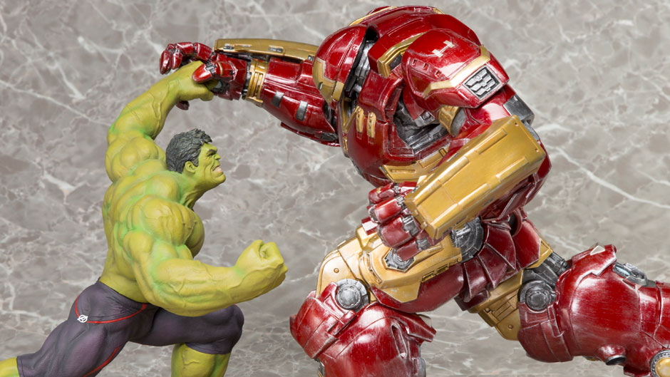 Avengers: Age of Ultron Statue