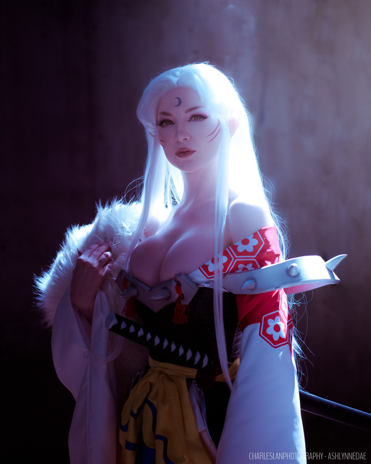 Sesshomaur from Inuyasha - photo by Charles Lan