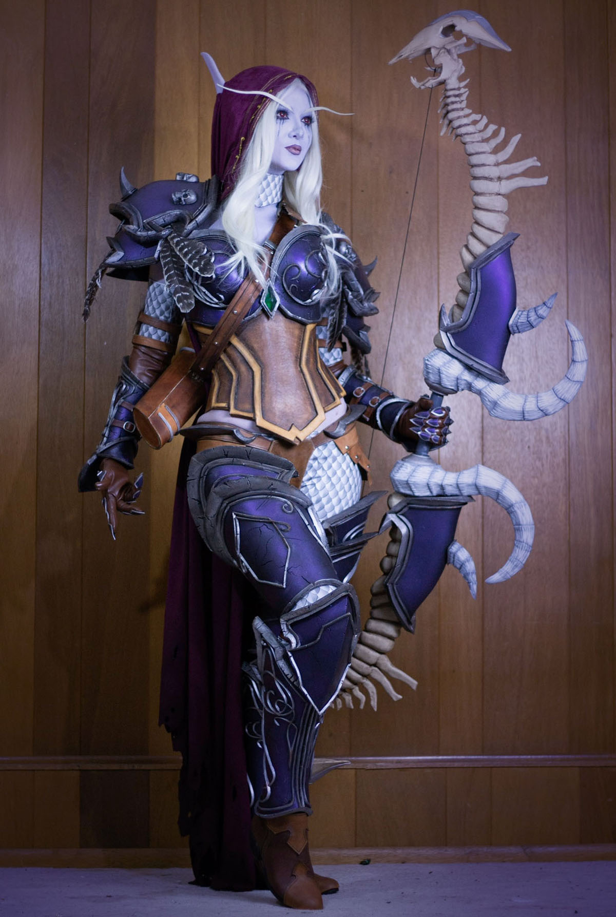 Warchief Sylvanas from World of Warcraft