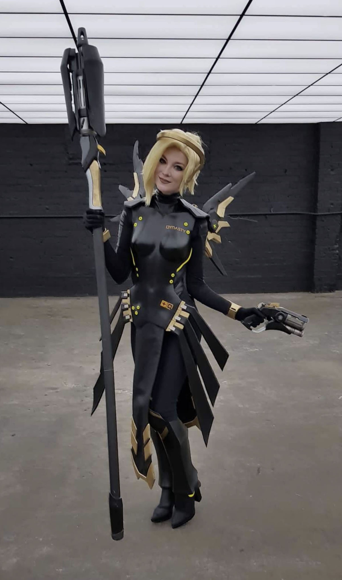Dynasty Mercy from OWL