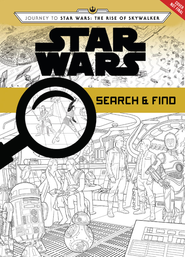 Star Wars: Search and Find