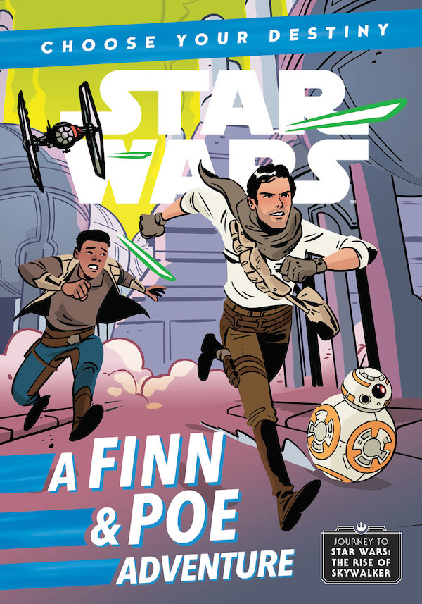 Star Wars: Choose Your Destiny - Finn and Poe